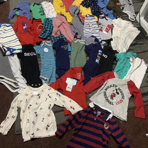 Boy Clothes 6-9m 36 Pieces for Sale in Monrovia, CA