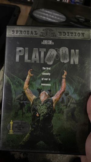 Platoon dvd for Sale in Long Beach, CA