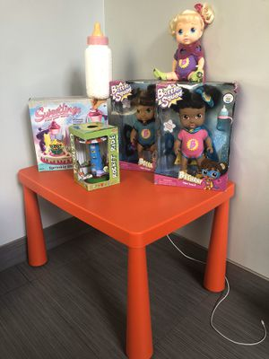 Girl's toys BRAND NEW for Sale in Hollywood, FL