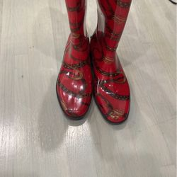Karen Ralph Lauren Rain Boots for Sale in Hawthorne,  CA
