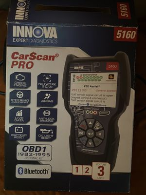 Innova 5160 Pro Series Obd2 Scan Tool for Sale in Eugene, OR