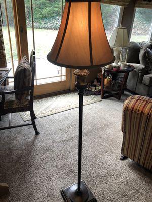 JCP floor lamp for Sale in Millstone, NJ