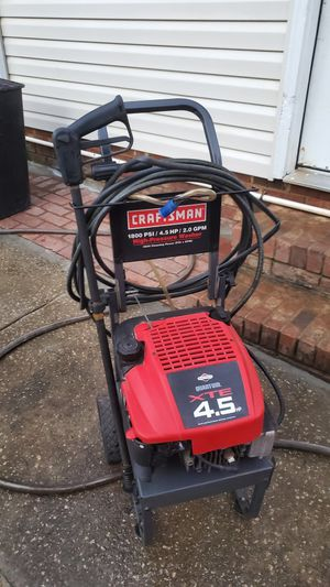 Pressure washer for Sale in Monroe, NC