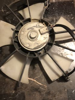 fan for acura tl 2006 for Sale in San Antonio,  TX