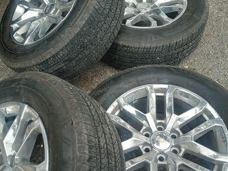 2021 Gmc Denali Wheeks And Tires for Sale in San Antonio,  TX