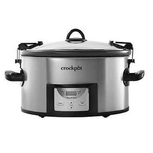 Crock-Pot 7-Quart Easy Clean Slow Cooker with Locking Lid NEW for Sale in Plantation, FL