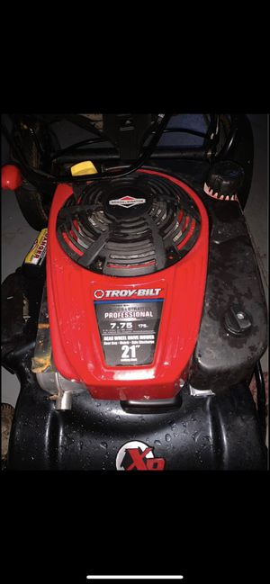 Troy bilt commercial Professional lawn mower! 7.75hp! Works great! for Sale in Cumming, GA