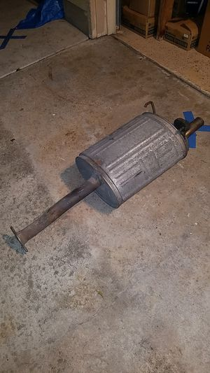 Honda OEM genuine Acura integra b18 exhaust muffler SG-512 Sankei for Sale in Oceanside, CA