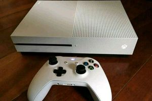 My Xbos one s ...for you PS4 slim (trade) for Sale in Southgate, MI
