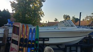 Boat with Trailer Very Cheap! for Sale in Yorba Linda, CA