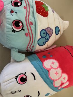 Shopkins..stuffed Plush for Sale in Santa Clarita,  CA