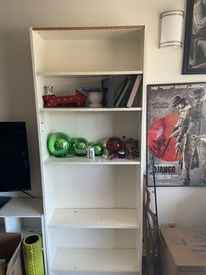 7ft IKEA bookshelves for Sale in North Hollywood, CA