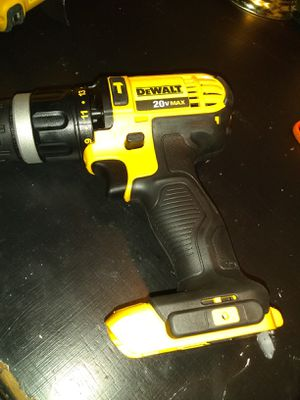 DeWalt 20v max drill for Sale in Long Beach, CA