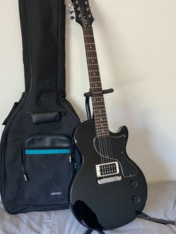 Epiphone Les Paul Jr. w/ Gig Bag & Strap for Sale in Los Angeles,  CA