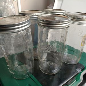 Tall/Wide Canning Jars (21) for Sale in Scottsdale, AZ