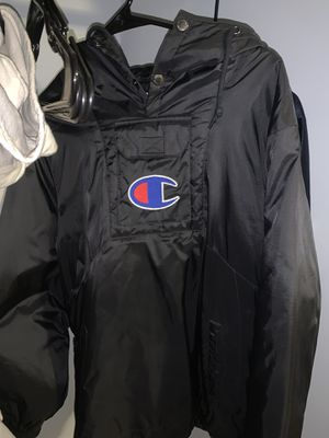 Supreme X champion Winter jacket (Adult M/ fits large) for Sale in UPPER ARLNGTN, OH