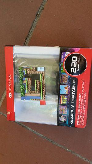 Gamer portable for Sale in Hemet, CA