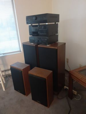 JVC Stereo system for Sale in Everett, WA