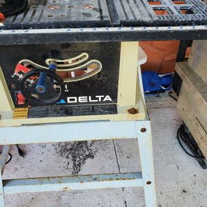 Table Saw for Sale in Hollywood, FL