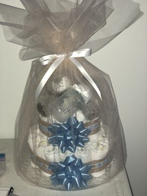 Diaper cakes for Sale in Pittsburgh, PA