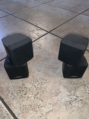 2 Bose speakers for Sale in Chino, CA