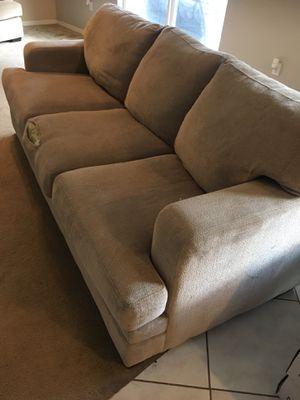 Free sofa and love seat for Sale in Deltona, FL