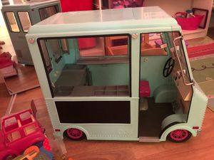 American girl doll ice cream truck for Sale in Chantilly, VA