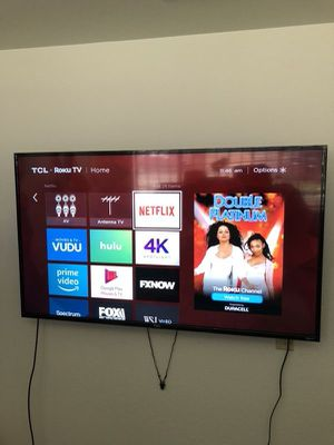 "TCL 55"" CLASS 4-SERIES 4K UHD HDR ROKU SMART TV - 55S425 for Sale in Santa Ana, CA"