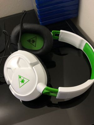 Turtle beach headset for Sale in Manchester, MO