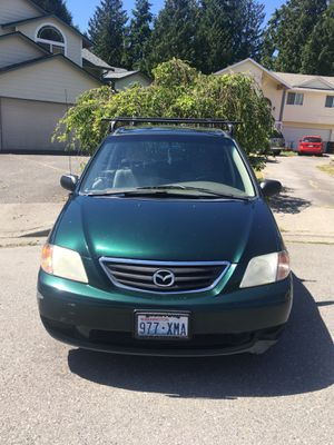 Mazda MPV 2001 great family car for Sale in Everett, WA