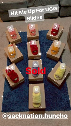 UGG SLIDES for Sale in Balch Springs, TX