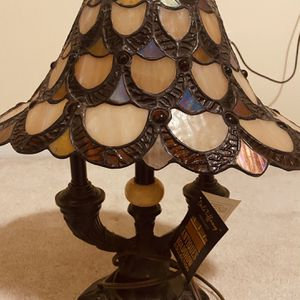 2 Dale Tiffany Lamps for Sale in Plymouth, CT
