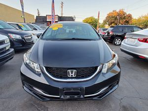 2015 HONDA CIVIC EX LOW MILES AND RUNS EXCELLENT for Sale in Modesto, CA
