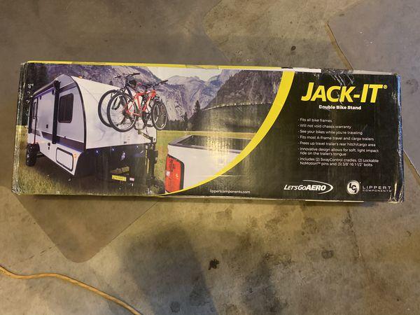 Jack It double bike stand