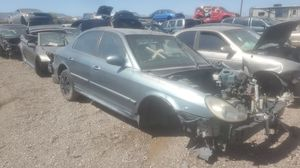 2003 Hyundai Sonata for parts for Sale in Phoenix, AZ