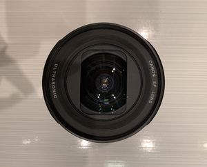 Canon Ultrasonic wide angle lens for Sale in Marina del Rey, CA