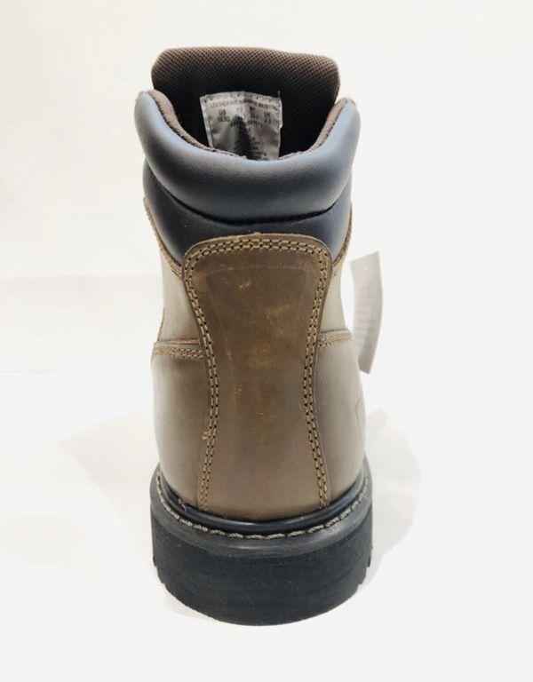 """Roebucks Men's 6"""" Steel Toe Work Boot"""