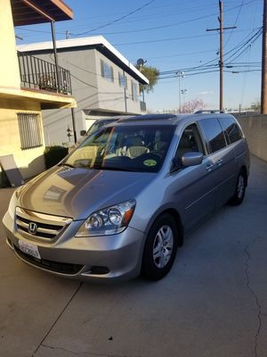 2006 HONDA ODYSSEY EX-L for Sale in Downey, CA