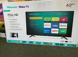 "BRAND NEW HISENSE 40"" tv 8T9TR for Sale in Torrance, CA"