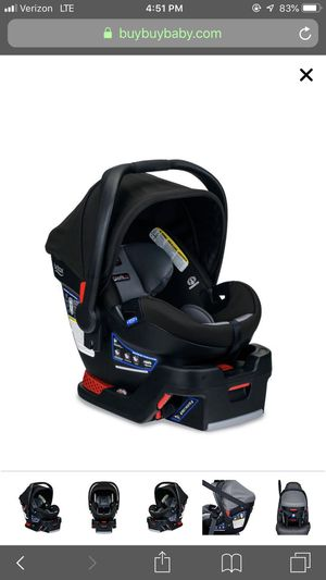 Britax car seat and base for Sale in Ozark, MO