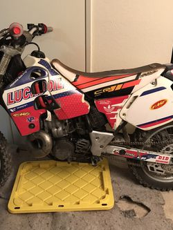 92 Cr500 No Pink Slip for Sale in Downey,  CA