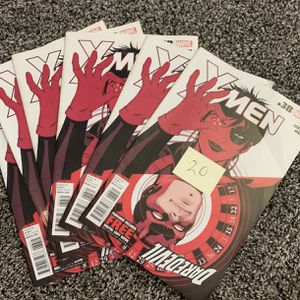 X-Men x DareDevil Comic 6 Copys for Sale in Riverside, CA