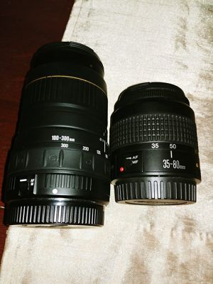 Canon Lens for Sale in Tampa, FL