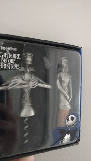 The Nightmare Before Christmas Jack And Sally Bar Set for Sale in Saint CLR SHORES, MI