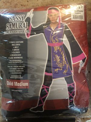 Halloween costumes and tights for girls for Sale in Willimantic, CT