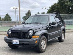 2006 Jeep Liberty for Sale in Tacoma, WA