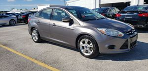 2014 Ford Focus SE, only 59,000 miles! Clean! for Sale in Seminole, FL