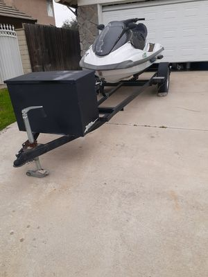 Yamaha sea door with trailer for Sale in Long Beach, CA