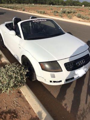 2002 Audi TT for Sale in San Antonio, TX