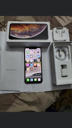iphone xs max for Sale in Blacklick, OH